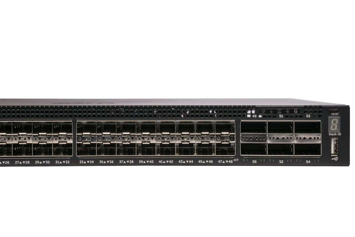 Dell Networking S4048-ON 10GbE Layer 2 & 3 Switch (1xPSU)