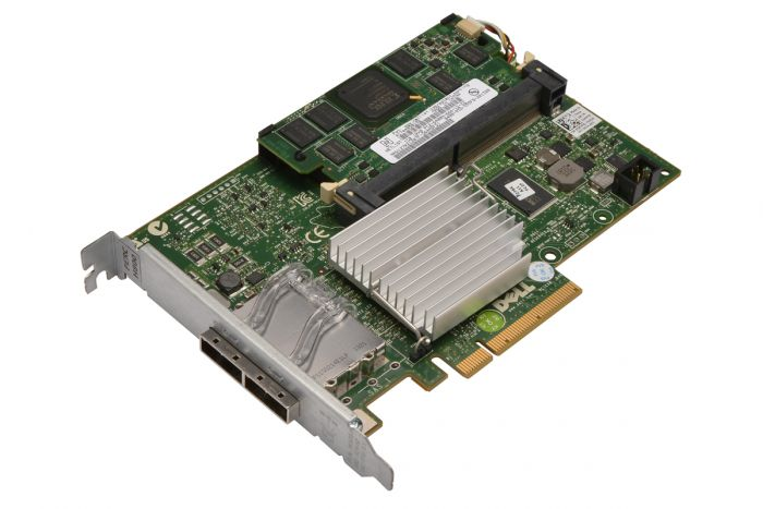 Dell PERC H800 RAID Controller w/ 512MB Battery Backed Cache 87V49