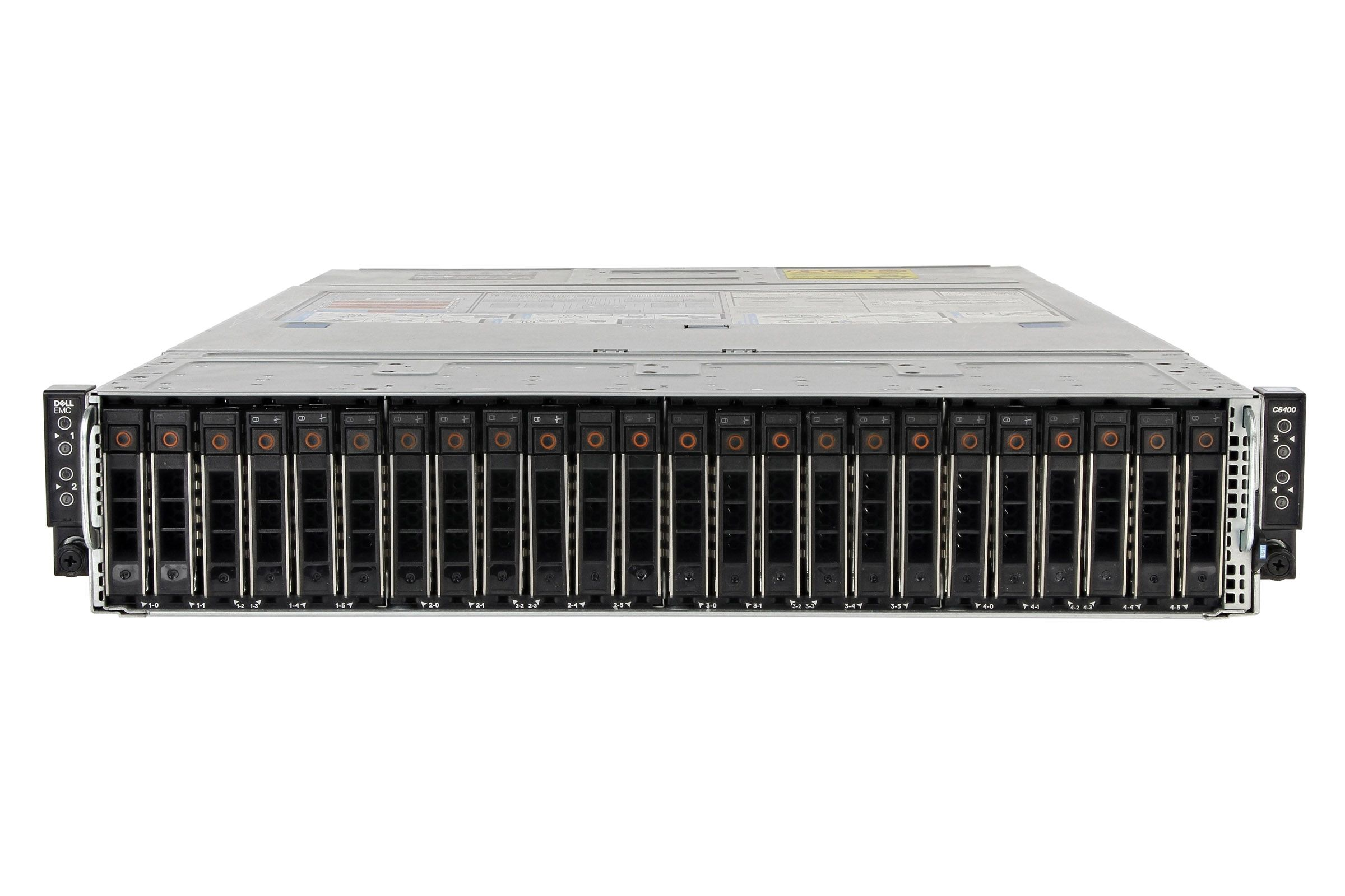 Dell PowerEdge C6420 1x24, 8 x Gold 6128, 512GB, 24 x 1TB, Onboard SATA,  Basic Management
