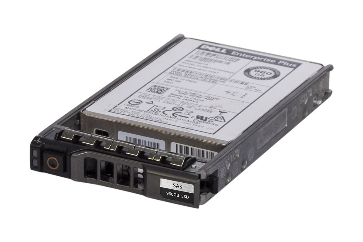 Dell 960GB SAS 2 5