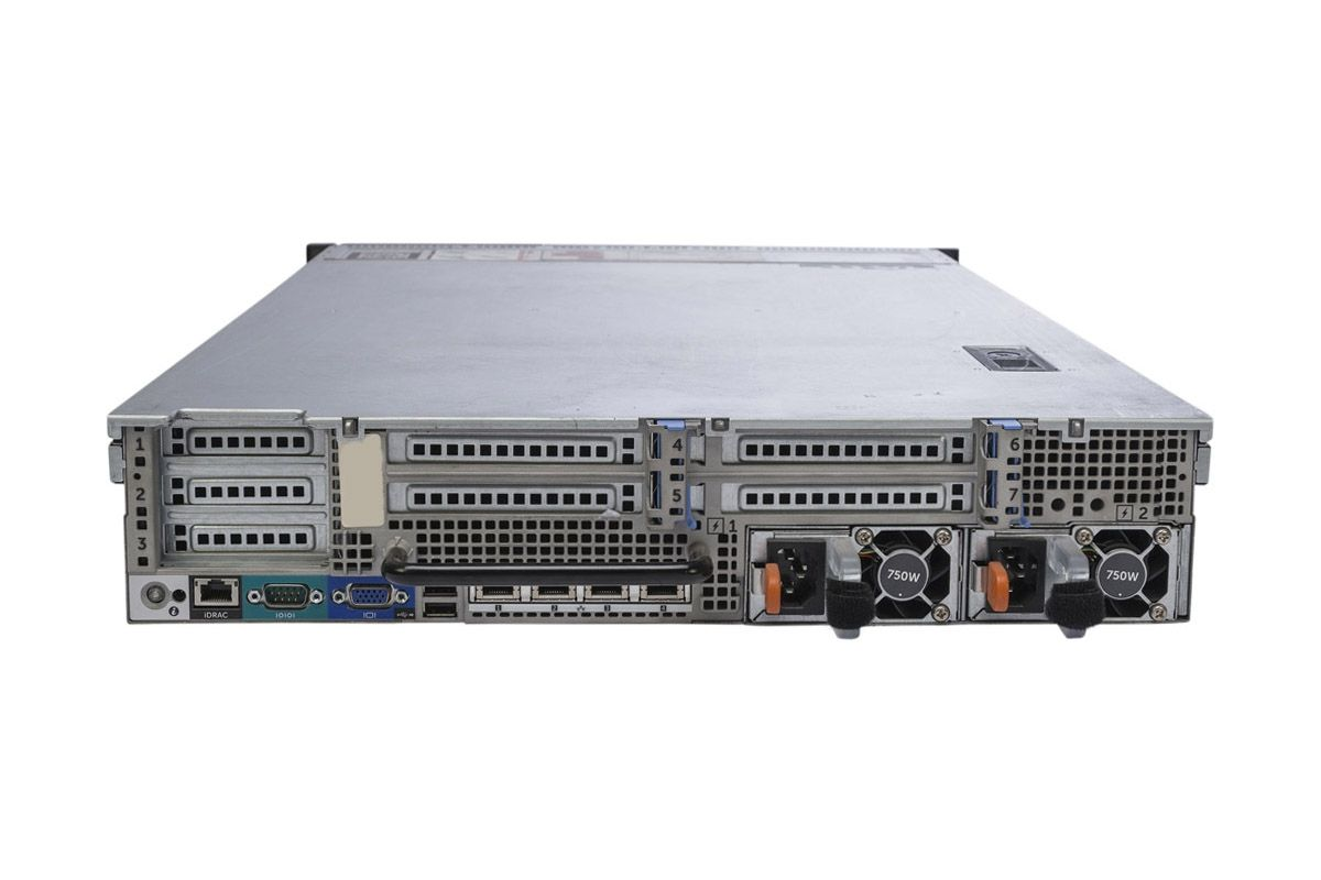 Dell PowerEdge R720 1x16 2 5
