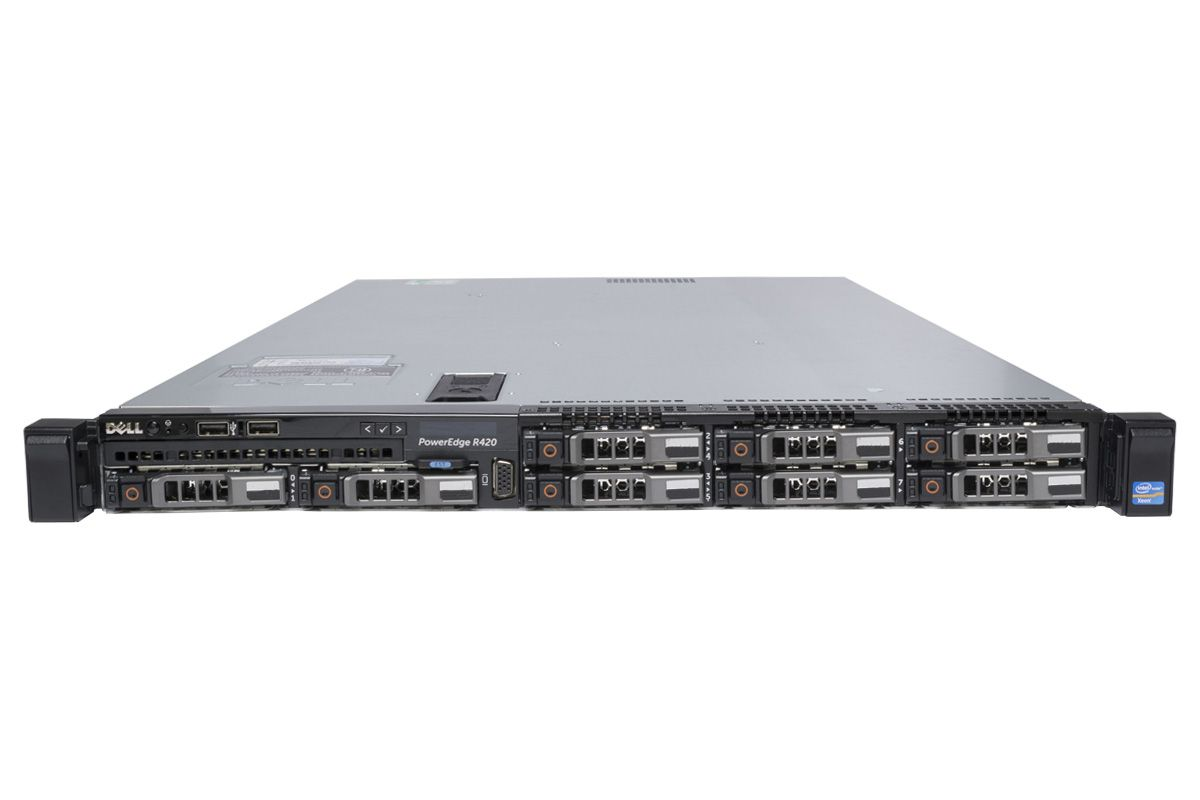 Dell PowerEdge R420 Configure To Order