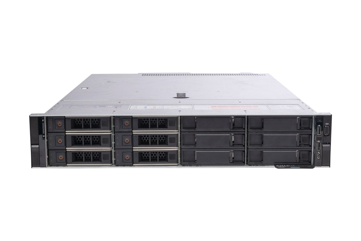 Dell PowerEdge R540 1x12 3 5