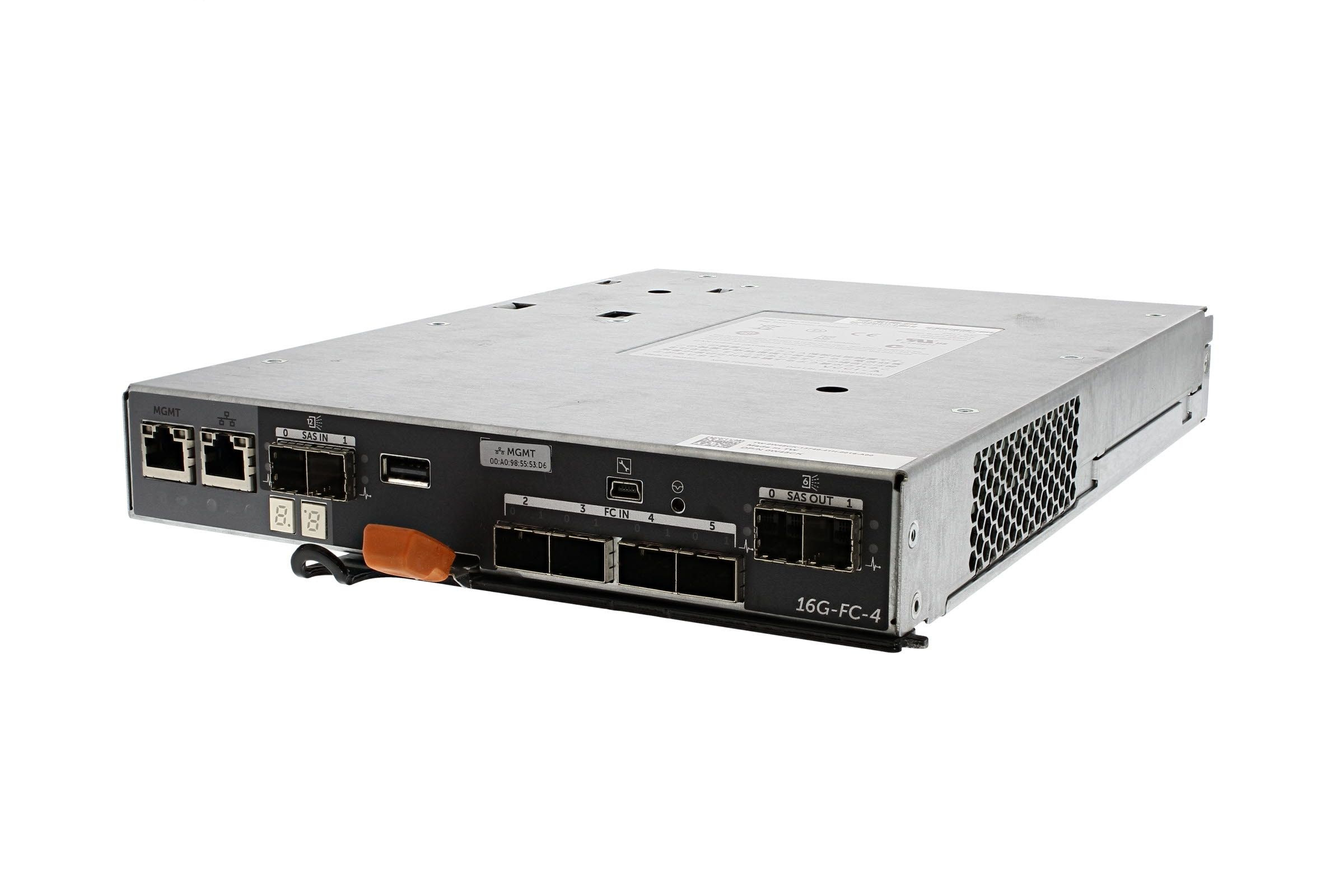 Dell PowerVault MD3860f Controller - W45CK