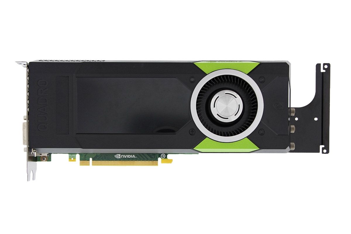 Dell Nvidia Quadro P5000 16GB Graphics Card - 00MKC