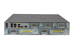 Cisco ISR4351/K9 Integrated Services Router w/ 4GB RAM & 4GB BootFlash