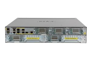 Cisco ISR4351/K9 SC Integrated Services Router w/ 4GB RAM & 4GB BootFlash