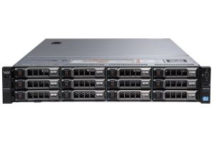 "Dell PowerEdge R720xd 1x12 3.5"", 2 x E5-2620 2.0GHz Six-Core, 32GB, 12 x 1TB 7.2k SAS, PERC H710, iDRAC7 Express"