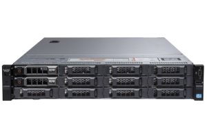 "Dell PowerEdge R720xd 1x12 3.5"", 2 x E5-2640 2.5GHz Six-Core, 64GB, 2 x 3TB 7.2k SAS, PERC H710, iDRAC7 Express"