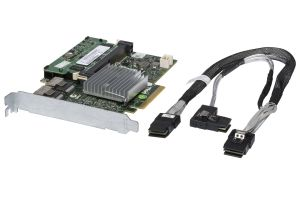 """Dell PERC H700 Upgrade Kit For PowerEdge R410 1x4 3.5"""" Backplane"""