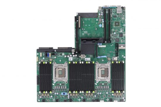 Dell PowerEdge R720 R720XD v6 Motherboard iDRAC7 Ent HJK12