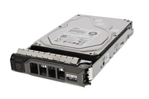"Dell 4TB SAS 7.2k 3.5"" 12G Hard Drive 1MVTT New Pull"