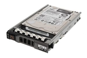 "Dell 600GB SAS 15k 2.5"" 12G 4Kn Hard Drive TP2KW - New Pull"