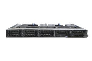 Dell PowerEdge FC830 2 x E5-4610v3 1.7GHz Ten-Core, 32GB, PERC H330, iDRAC8 Exp