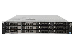 "PowerEdge R510 1x12 3.5"", 2 x X5650 2.66Ghz Six-Core, 32GB, 12 x 6TB SATA, PERC H700, Enterprise"