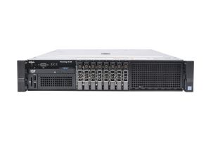 "Dell PowerEdge R730 1x8 2.5"", 2 x E5-2603v3 1.6GHz Six-Core, 32GB, 8 x 300GB 15k SAS, PERC H730, iDRAC8 Ent"