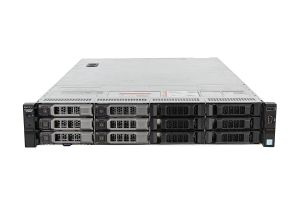 "Dell PowerEdge R730xd 1x12 3.5"", 2 x E5-2603v3 1.6GHz Six-Core, 32GB, 6 x 3TB 7.2k SAS, H730, iDRAC8 Ent"