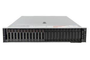 "Dell PowerEdge R740xd 1x24 2.5"", 2 x Silver 4114 2.2GHz Ten-Core, 128GB, 12 x 2.4TB SAS, PERC H740P, iDRAC9 Ent"