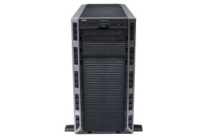 Dell PowerEdge T420 1x4, 2 x E5-2420v2 2.2GHz Six-Core, 32GB, 2 x 1TB 7.2k SATA, PERC S110