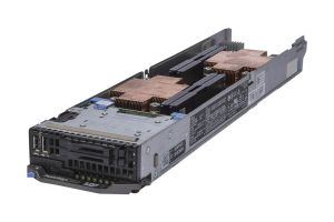 Dell PowerEdge FC430 2 x E5-2673v3 2.4GHz Twelve-Core, 64GB, 2 x 200GB uSATA SSD, PERC S130