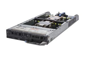 Dell PowerEdge FC630 2 x E5-2650v3 2.3GHz Ten-Core, 32GB, 2 x 600GB SAS, H730P, iDRAC8 Ent