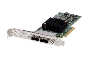 Dell LSI SAS 9207-8e 6Gbps Full Height HBA FD0CG - Ref