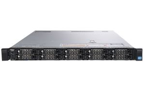 "Dell PowerEdge R620 1x10 2.5"", 1 x E5-2609 2.4GHz Quad-Core, 8GB, PERC H310, iDRAC7 Enterprise"