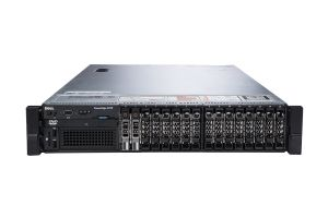 "Dell PowerEdge R720 1x16 2.5"", 2 x E5-2609 2.4GHz Quad-Core, 16GB, 2 x 600GB SAS, PERC H710, iDRAC7 Ent"