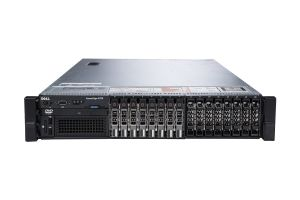 "Dell PowerEdge R720 1x16 2.5"", 2 x E5-2620 2.0GHz Six-Core, 64GB, 8 x 600GB SAS, PERC H710, iDRAC7 Ent"
