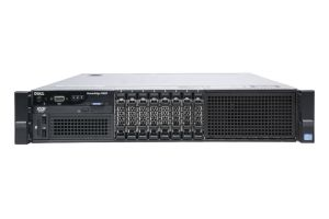 "Dell PowerEdge R820 1x8 2.5"", 2 x E5-4610 2.4GHz Six-Core, 32GB, PERC H710, iDRAC7 Ent"