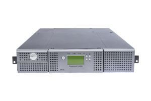 Dell PowerVault TL2000 with 2 x LTO-6 SAS Half Height Tape Drives