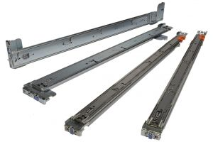 Dell PowerEdge 1U Ready Rails 9D83F New