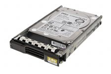 "Compellent 2.4TB 10k SAS 2.5"" 12G 4Kn Hard Drive - X7NC4 (New Pull)"