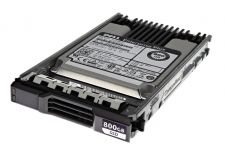 "Compellent 800GB SSD SAS 2.5"" 12G Mixed Use RPXC6"