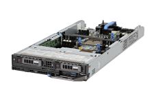 Dell PowerEdge FC640 2 x Gold 6126 2.6GHz Twelve-Core, 128GB, 2 x 600GB 15k SAS, H730P, iDRAC9 Ent