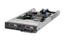 Dell PowerEdge FC640 2 x Silver 4110 2.1GHz Eight-Core, 64GB, 2 x 900GB SAS 10k, H730P, iDRAC9 Ent
