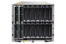 Dell PowerEdge M1000e - 2 x M830, 4 x E5-4627v3, 128GB, PERC H730, iDRAC8 Ent