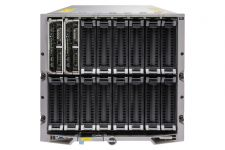 Dell PowerEdge M1000e - 2 x M630, 2 x E5-2630v3, 64GB, PERC H730, iDRAC8 Ent