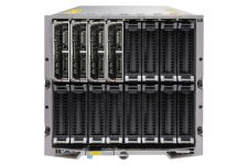 Dell PowerEdge M1000e - 4 x M630, 2 x E5-2630v3, 64GB, PERC H730, iDRAC8 Ent