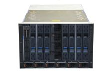Dell PowerEdge MX7000 - 1 x MX740c, 2 x Silver 4114, 64GB, 2 x 240GB SATA SSD, iDRAC9 Ent