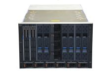 Dell PowerEdge MX7000 - 2 x MX740c, 2 x Silver 4210, 64GB, 2 x 400GB SAS SSD, iDRAC9 Ent