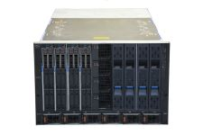 Dell PowerEdge MX7000 - 4 x MX740c, 2 x Silver 4114, 64GB, 2 x 800GB SATA SSD, iDRAC9 Ent
