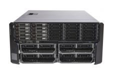 Dell PowerEdge VRTX Rack 1x25, 10 x 600GB SAS, 4 x M630P, 2 x E5-2620v3 Six-Core 2.4GHz, 32GB, H730, iDRAC8 Ent