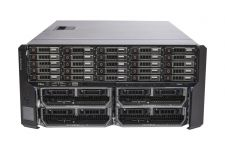 Dell PowerEdge VRTX 1x25 - 25 x 1.2TB SAS 10k, 4 x M630, 2 x E5-2630v3, 64GB, PERC H730, iDRAC8 Ent