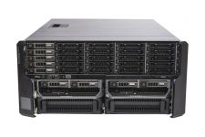 Dell PowerEdge VRTX Rack 1x25, 5 x 1.2TB SAS, 2 x M620P, 2 x E5-2630L Six-Core 2.0GHz, 16GB, H310, iDRAC7 Ent