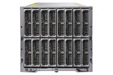 Dell PowerEdge M1000e - 16 x M620, 2xE5-2660v2, 72GB, PERC H310, Ent