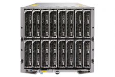 Dell PowerEdge M1000e - 16 x M630, 2xE5-2603v3, 16GB, 2x300GB SAS 15k, PERC H730, Ent