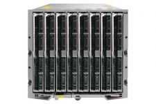 Dell PowerEdge M1000e - 4 x M820, 2xE5-4607, 32GB, 4 x 146GB SAS, PERC H710, Ent