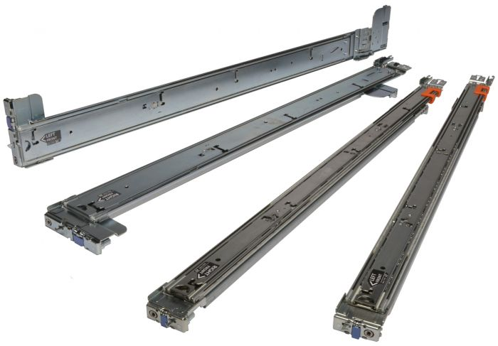 Dell PowerEdge 3U Ready Rails 5N9DY New
