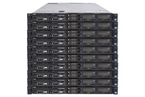 Dell PowerEdge R620 1x4 2.5